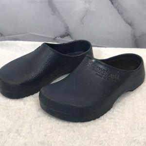 Birkenstock Shoes - Birkenstock blue polyurethane unisex clog